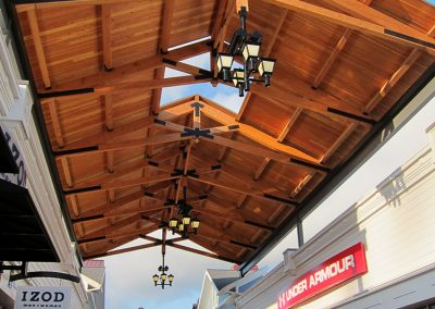 Merrimack Premium Outlets Covered Bridge Gallery