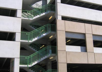 LVPO Parking Deck Stair Tower