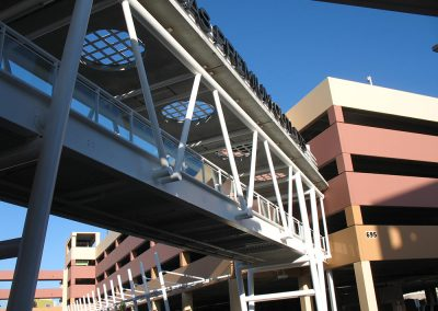 LVPO PHIII Pedestrian Bridge to Parking Deck B