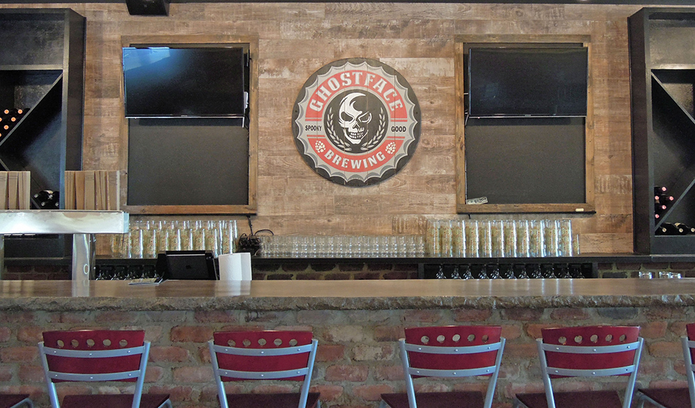 Ghostface Brewing Bar