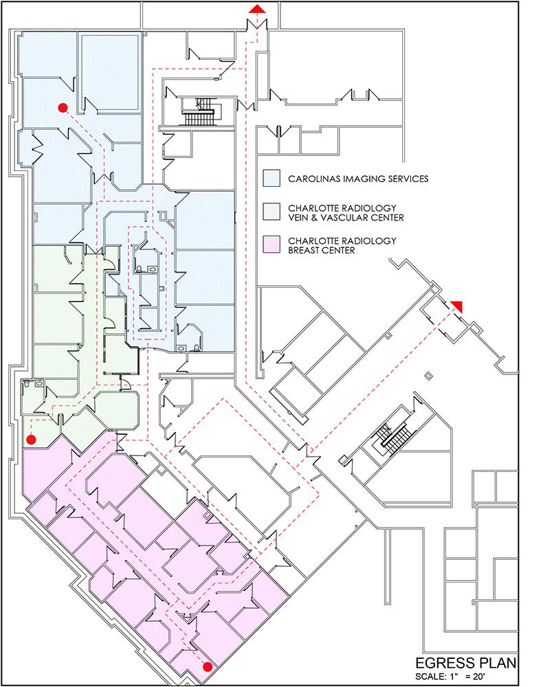 Southpark Vein Vascular Center Renovation Hennon Group
