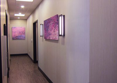 Patient Corridor - Actual Image