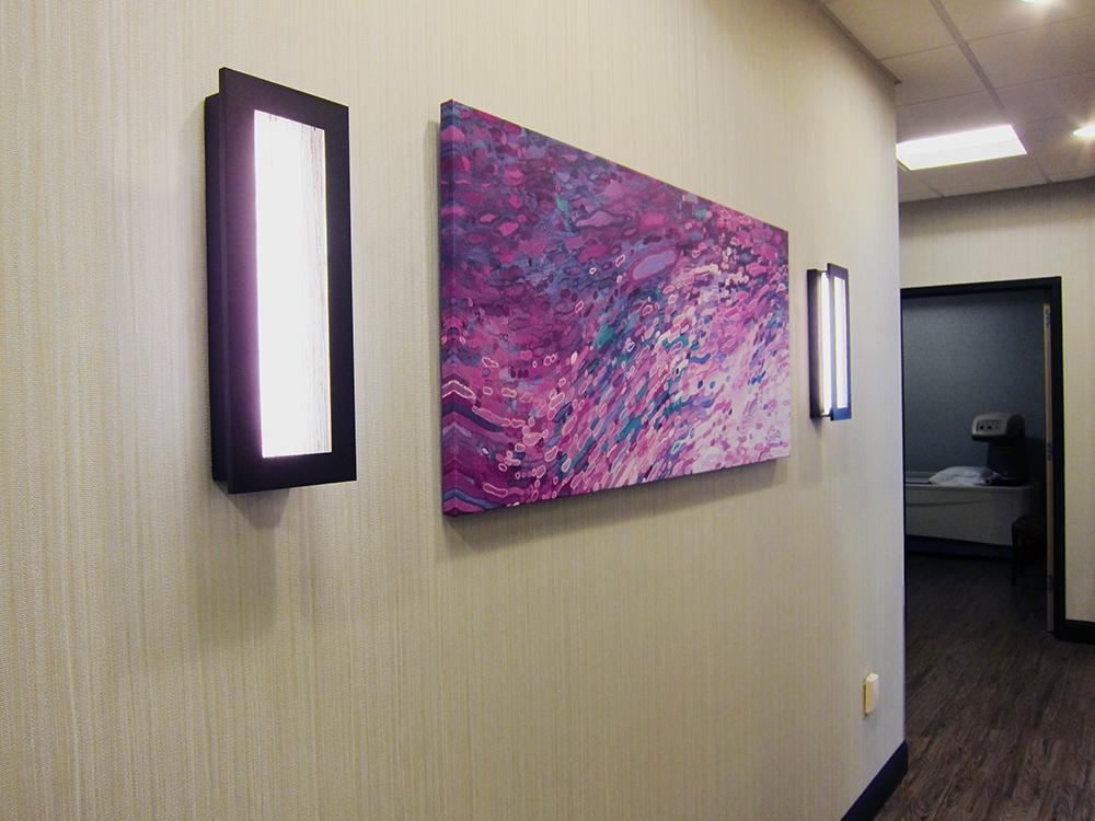 Corridor Artwork