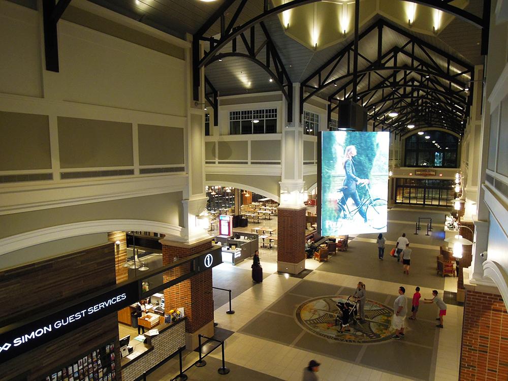 WCPO Market Hall Circulation Gallery