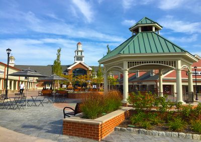 Woodbury Common Gazebo and Market Hall