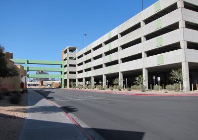 Las Vegas Premium – Parking Garages