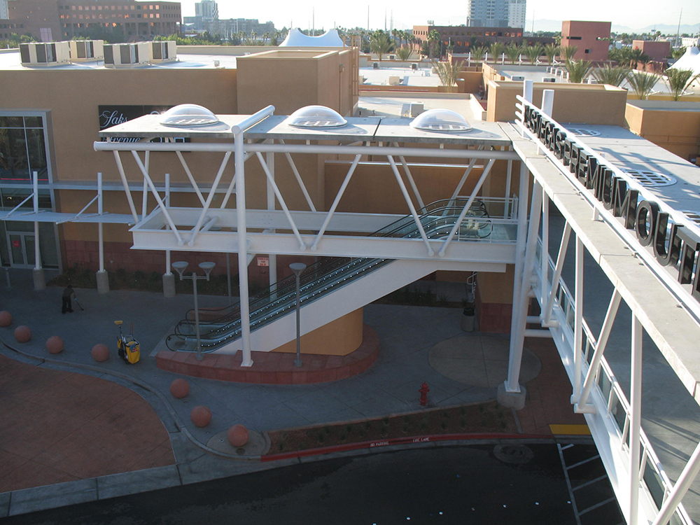 LVPO PHIII View from Parking Deck B