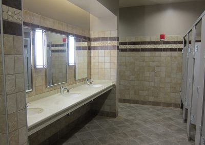 Merrimack PO Common Area Lavatories