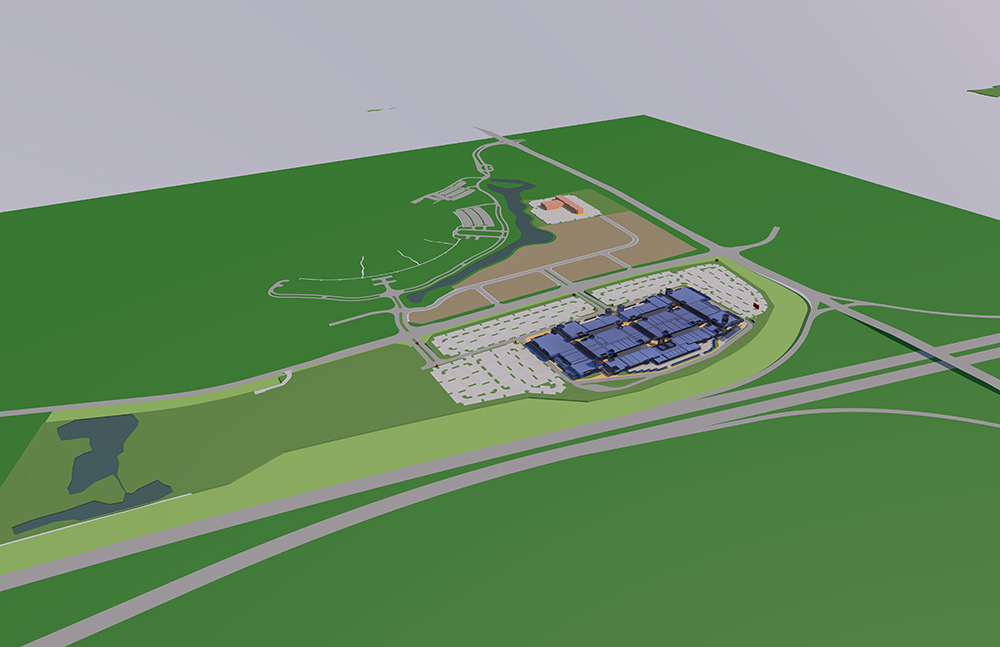 New Retail Center