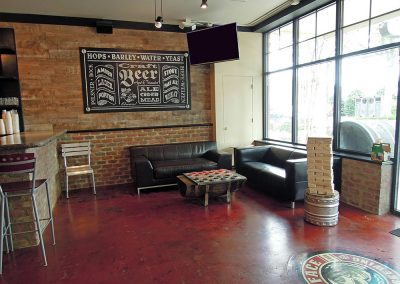 Ghostface Brewery Taproom Lounge