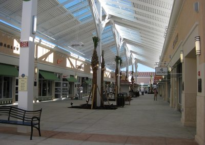 Orlando Premium Outlets Vineland Covered Retail
