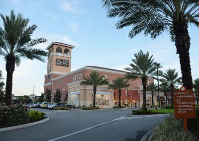 Orlando Premium Outlets Vineland Entrance