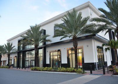 Orlando Premium Outlets Saks Building Design Architect