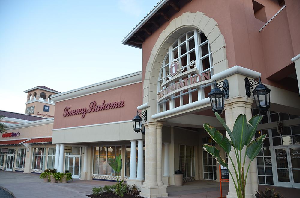 Orlando Premium Outlets Information Pavilion