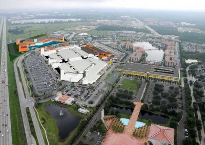 Orlando Premiium Outlets Phase III Conceptual Rendering