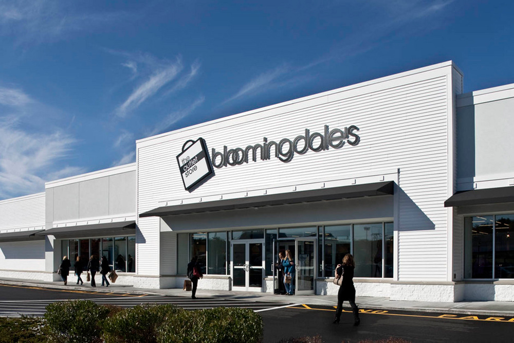 Wrentham Village Outparcel Bloomingdales Big Box Retail Architect