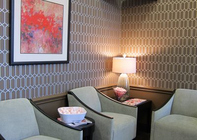 Healthcare Interior Design Waiting Room