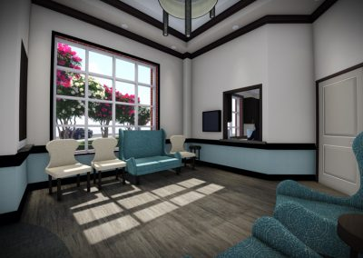 Waiting Room - Rendering