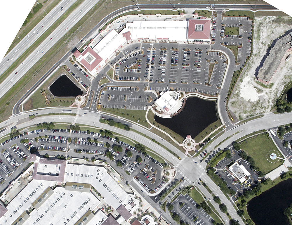 Orlando Premium Outlets Phase III Aerial