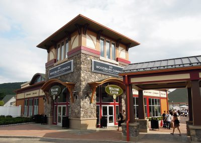 Woodbury Common Premium Outlets Welcome Center Tower North