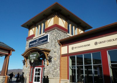 Woodbury Common Premium Outlets Welcome Center Tower