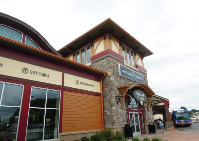 Woodbury Common Premium Outlets Welcome Center and Bus Plaza