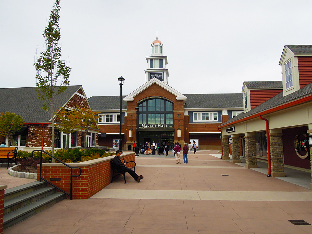Woodbury Common Market Hall South Entrance