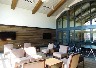 Woodbury Common Market Hall Vendor Client Mall Office Management Lounge