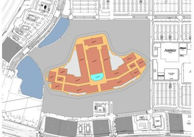 T-Plan Outlet Site Plan